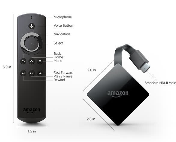 Amazon Fire TV (2017)