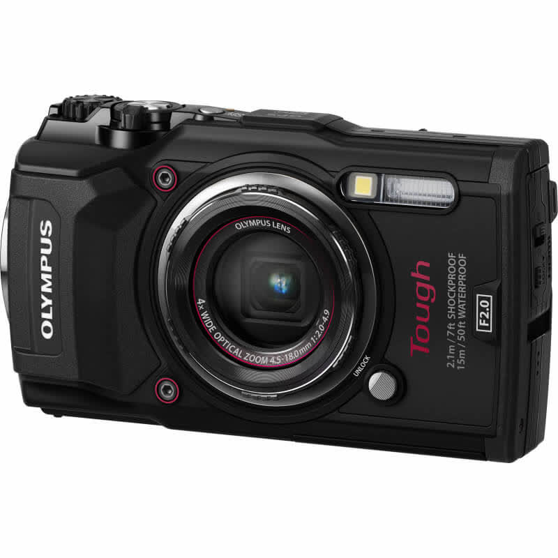 Olympus Tough TG-5