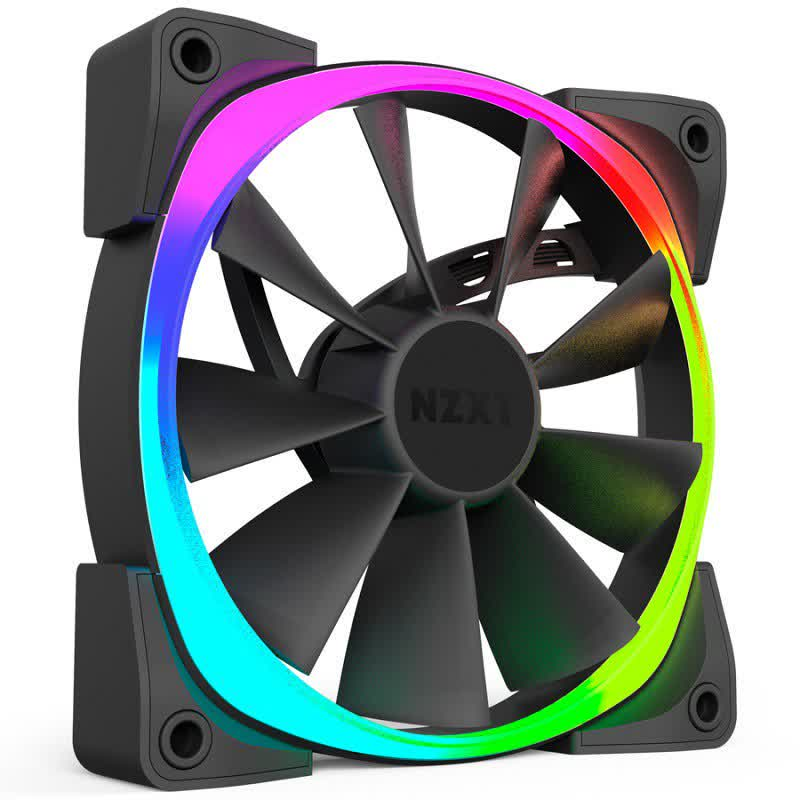 NZXT Aer PWM RGB Series case fan