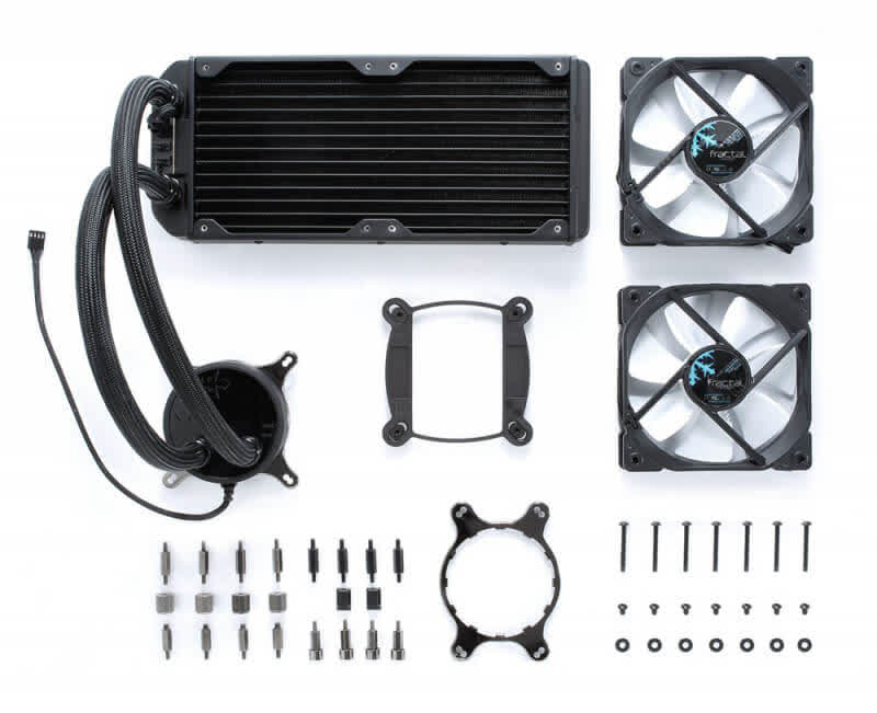 Fractal Design Celsius S24 Water Cooling Kit