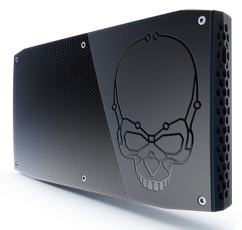 Intel Skull Canyon Mini PC (NUC6i7KYK)