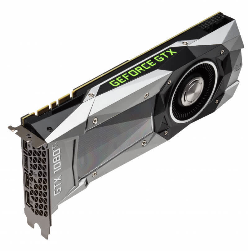Nvidia GeForce GTX 1080 Ti 11Gb