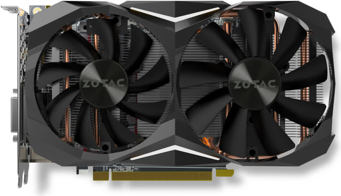 Zotac GeForce GTX 1080 Ti Mini