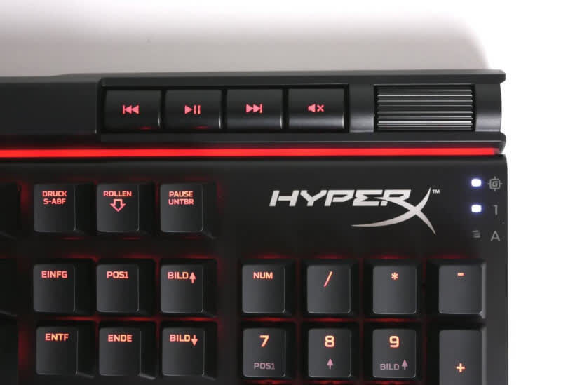Kingston HyperX Alloy Elite