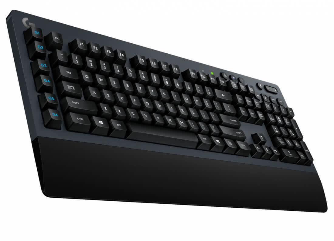 Logitech G613 Wireless Mechanical Gaming Keyboard Reviews