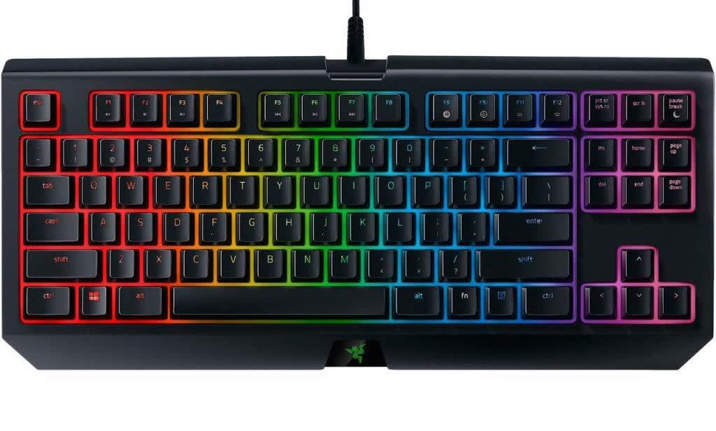 Razer Blackwidow Tournament Chroma 2
