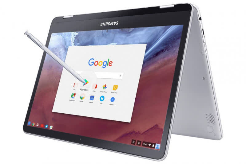 Samsung Chromebook Plus XE513C24