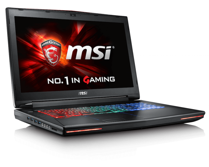 MSI Gaming GT72VR 7RE Dominator Pro