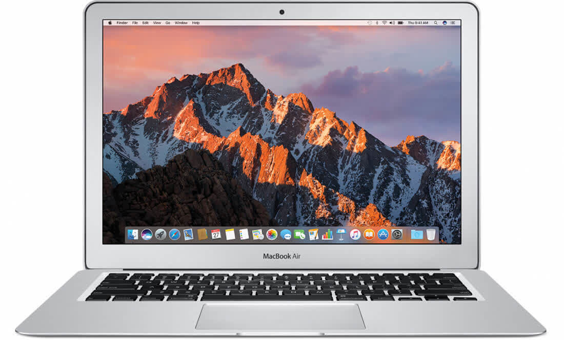 Apple MacBook Air - Mid 2017