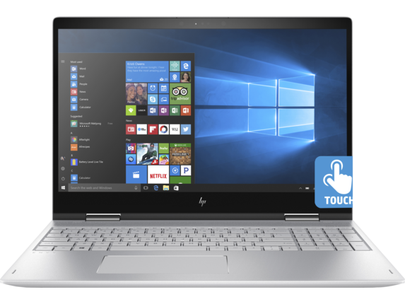 HP Envy X360 -2018 (15-BP152NR)
