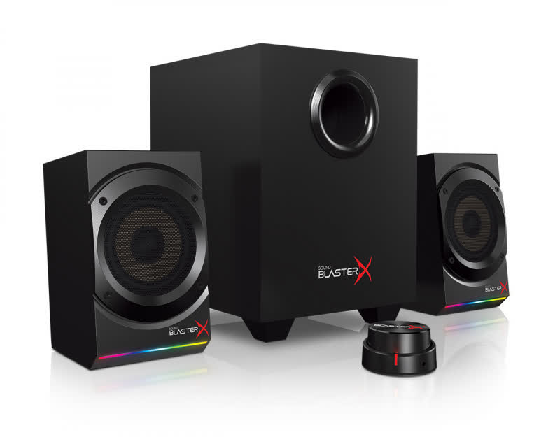 Creative SoundBlaster X Kratos S5 2.1 Speaker System