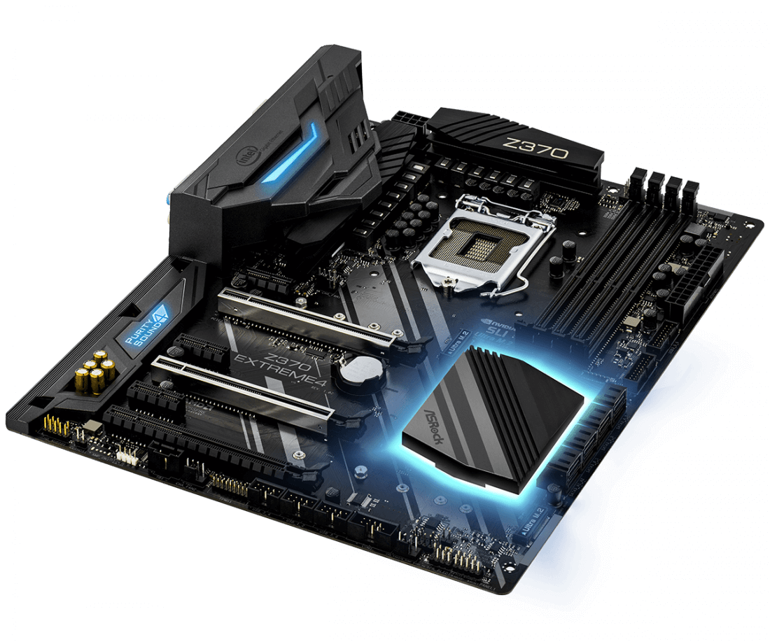 Top 5 Intel Z370 Motherboards - TechSpot