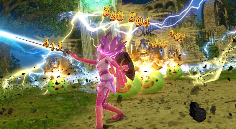 Dragon Quest: Heroes 2