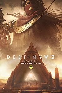 Destiny 2: The Curse of Osiris
