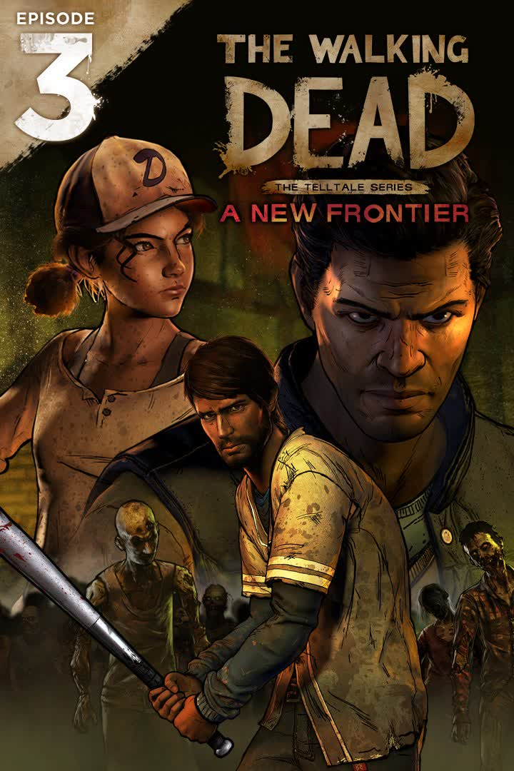 The Walking Dead - A New Frontier Episode 3 : Above the Law