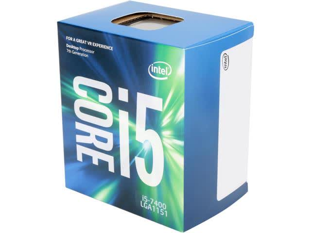 Intel Core i5 7400 3.0GHz Socket 1151