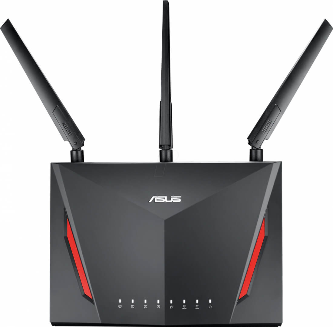 Asus RT-AC86U Wireless AC 2900Mbps Gigabit Router