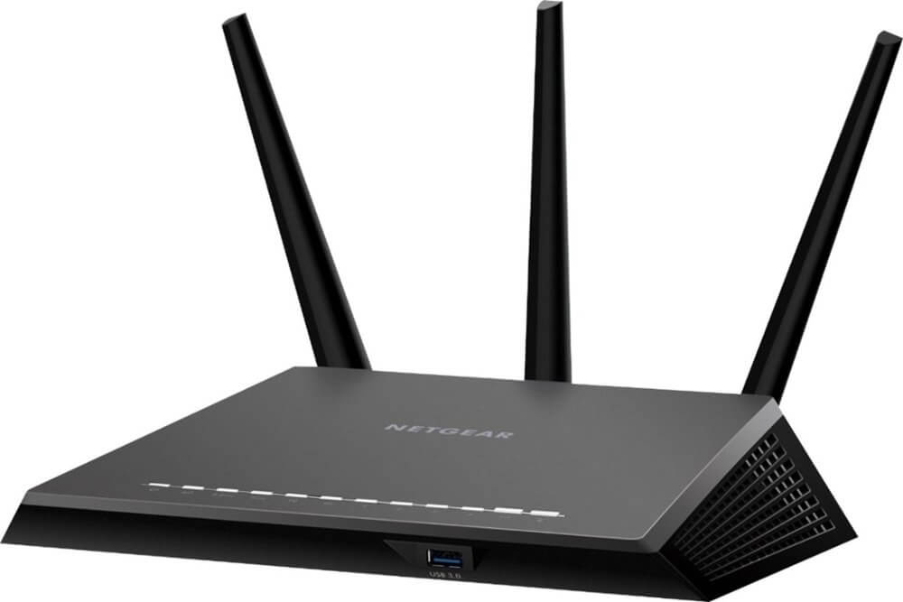 Netgear R7000P Nighthawk AC2300 Smart WiFi Router