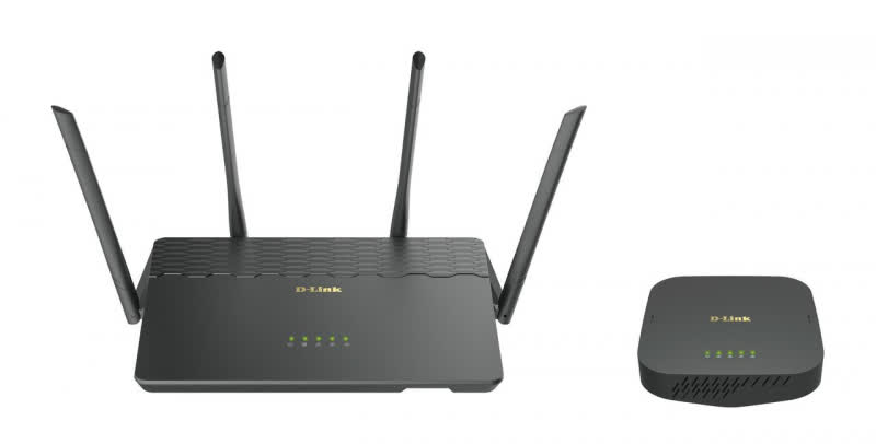 D-Link AC2600 EXO MU-MIMO Wi-Fi Router