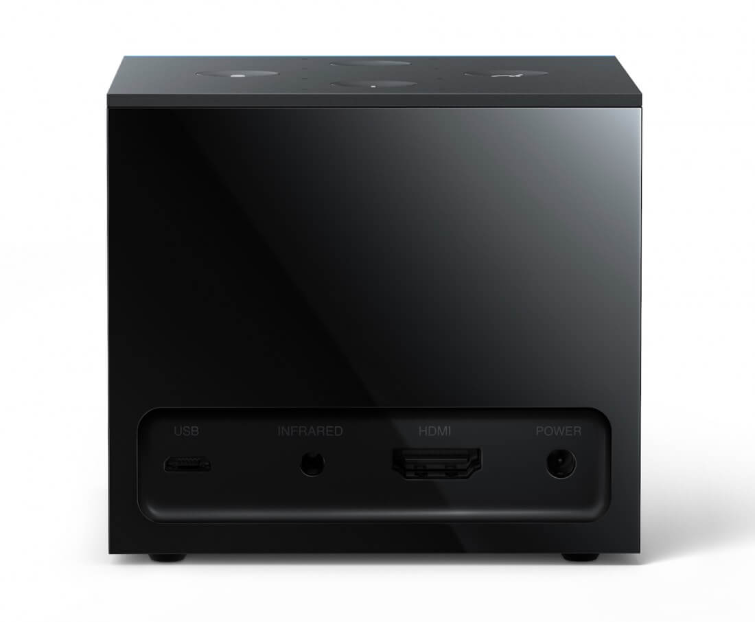 Amazon Fire TV Cube - 2018