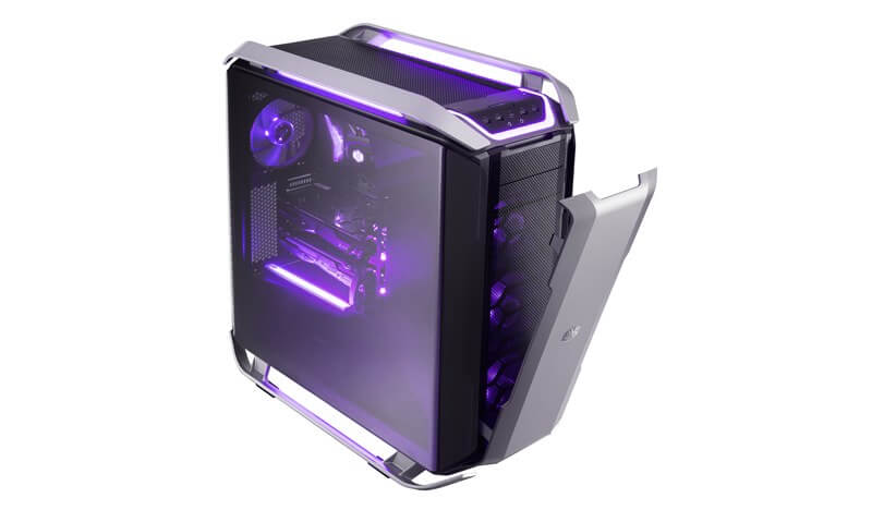 Cooler Master Cosmos C700M Reviews - TechSpot