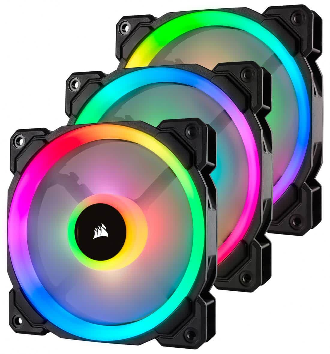 Corsair LL RGB Series Case Fan