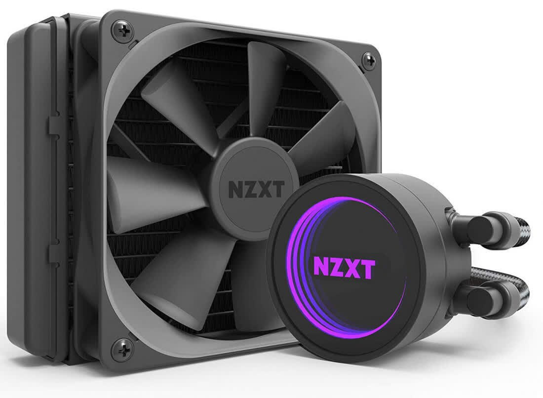 NZXT Kraken M22 water cooling kit