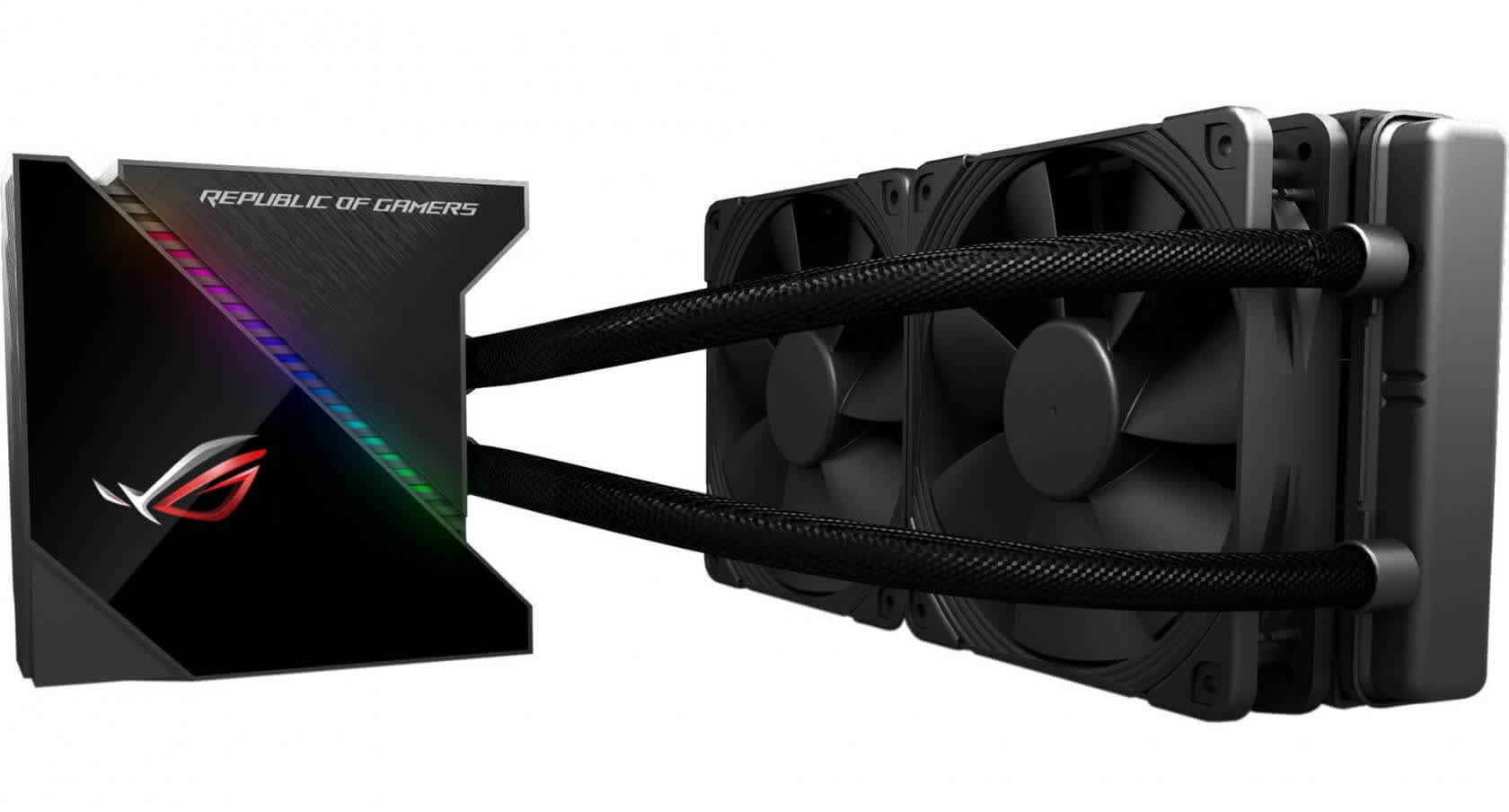 Asus Rog Ryujin 240 Water Cooling Kit