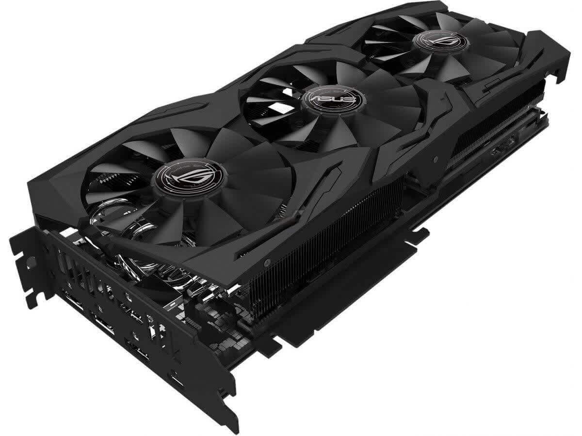 Asus GeForce RTX 2070 ROG Strix OC