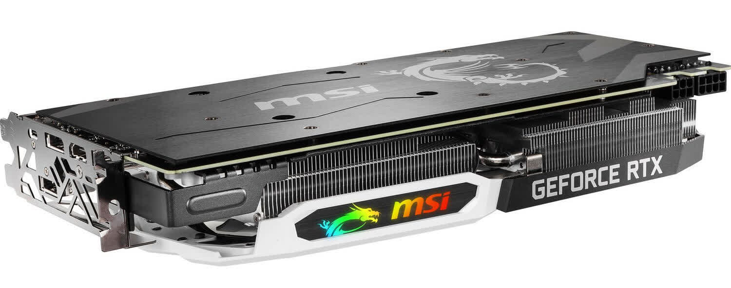 MSI GeForce RTX 2070 Armor 8GB GDDR6 PCIe
