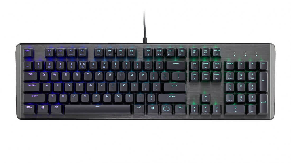 Cooler Master CK552 Gaming Keyboard