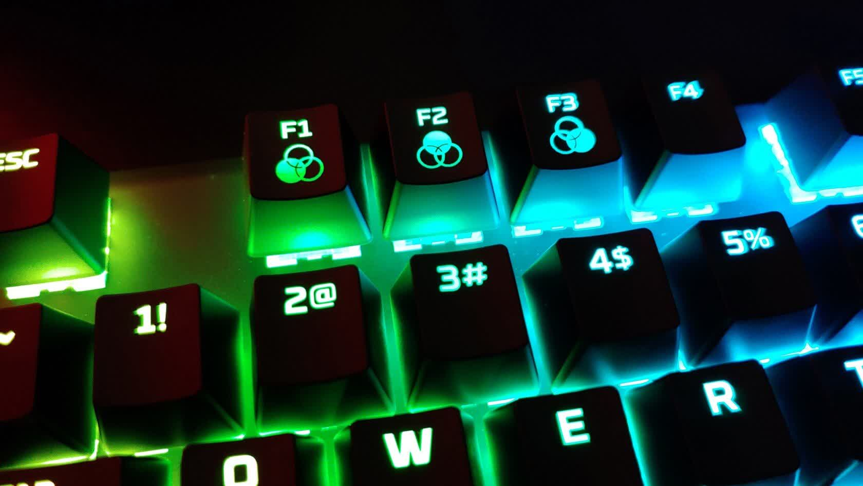 Kingston HyperX Alloy FPS RGB