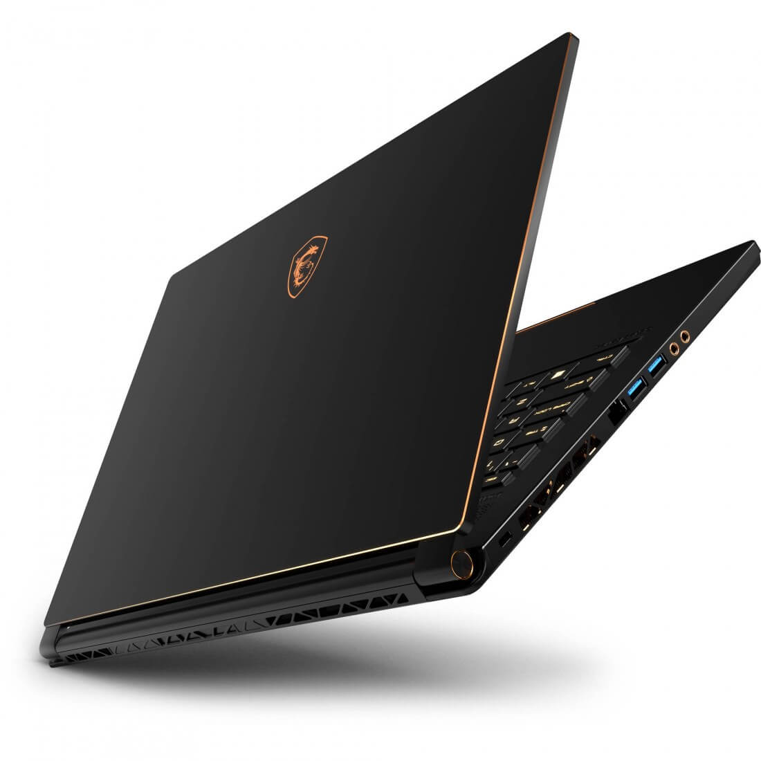 MSI GS65 8RE Stealth - GTX1060 - Intel Gen 8