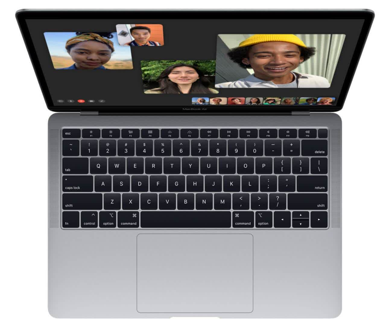 apple macbook air - late 2018 reviews