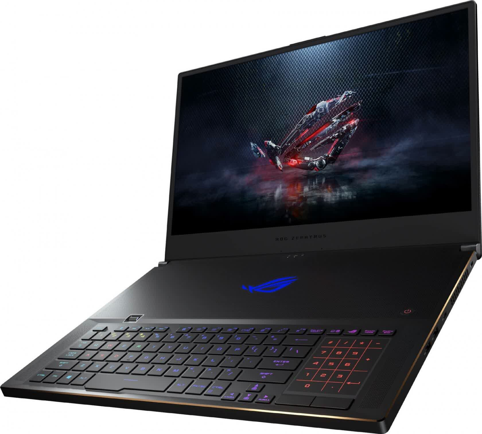 ROG Zephyrus S GX701, Special Design with Special Perform 3
