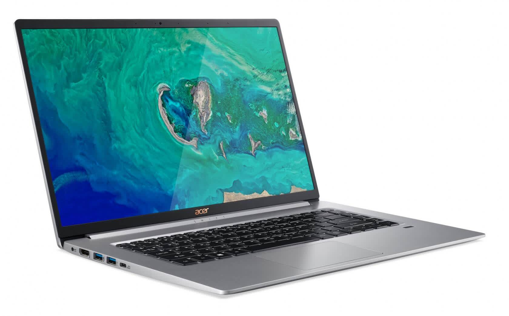 Acer Swift 5 - 2019 (SF515-51T)