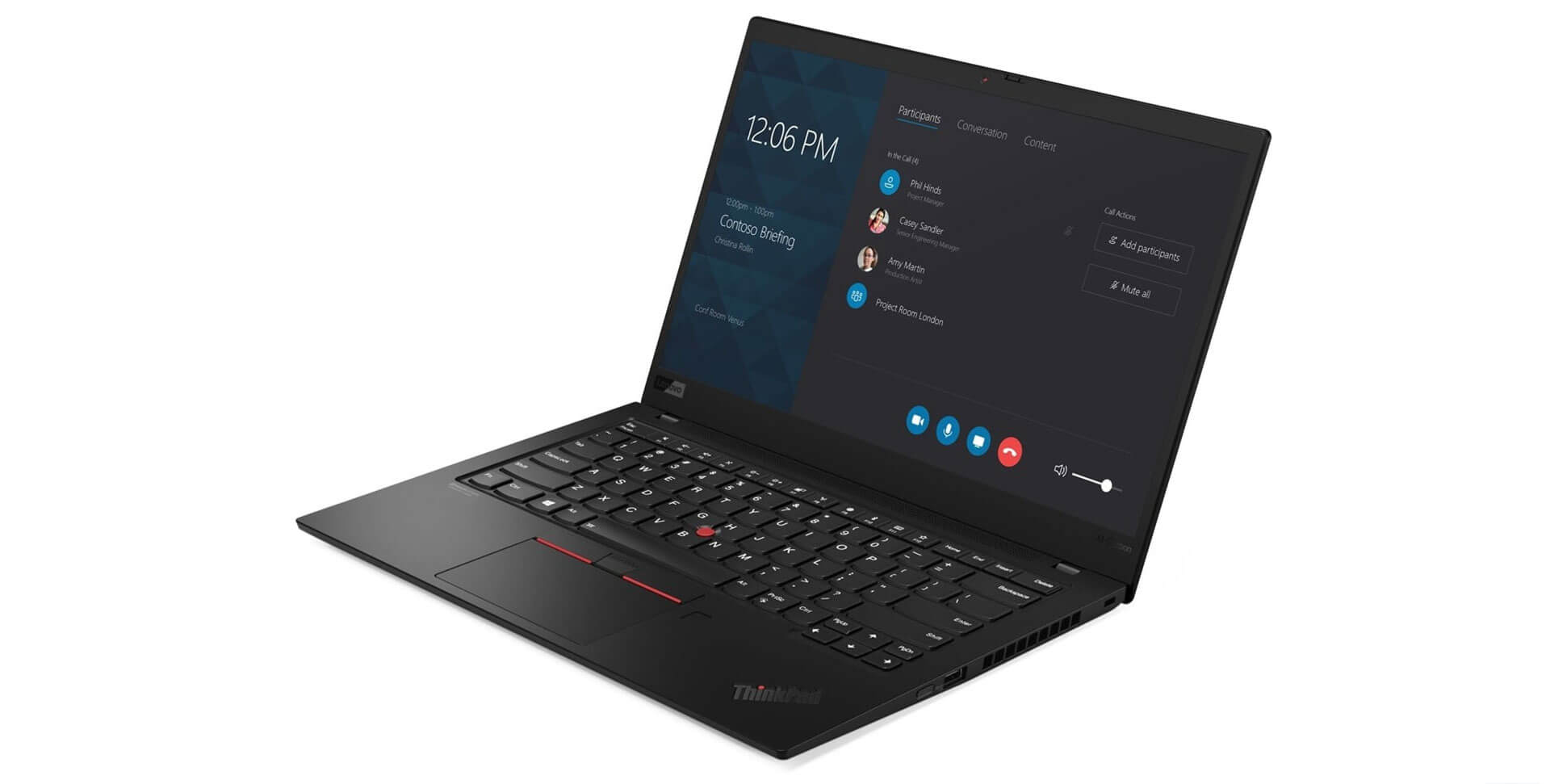 Lenovo ThinkPad X1 Carbon Gen 7 - 2019