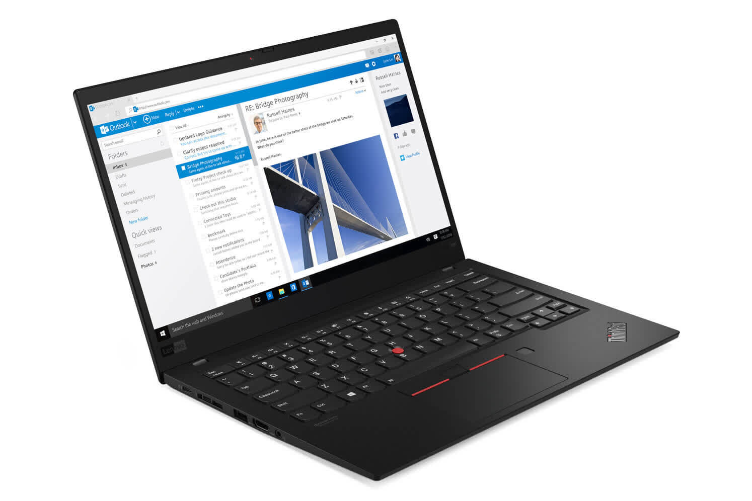 Lenovo ThinkPad X1 Carbon - 2019