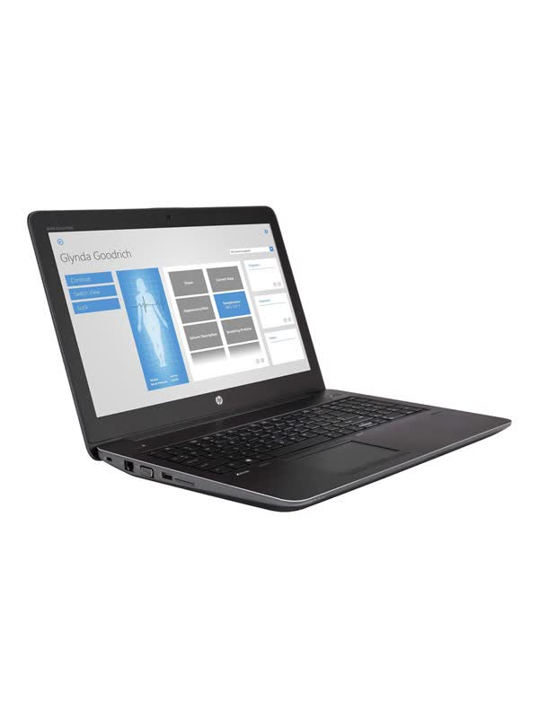 HP ZBook Studio G4 15.6-inch