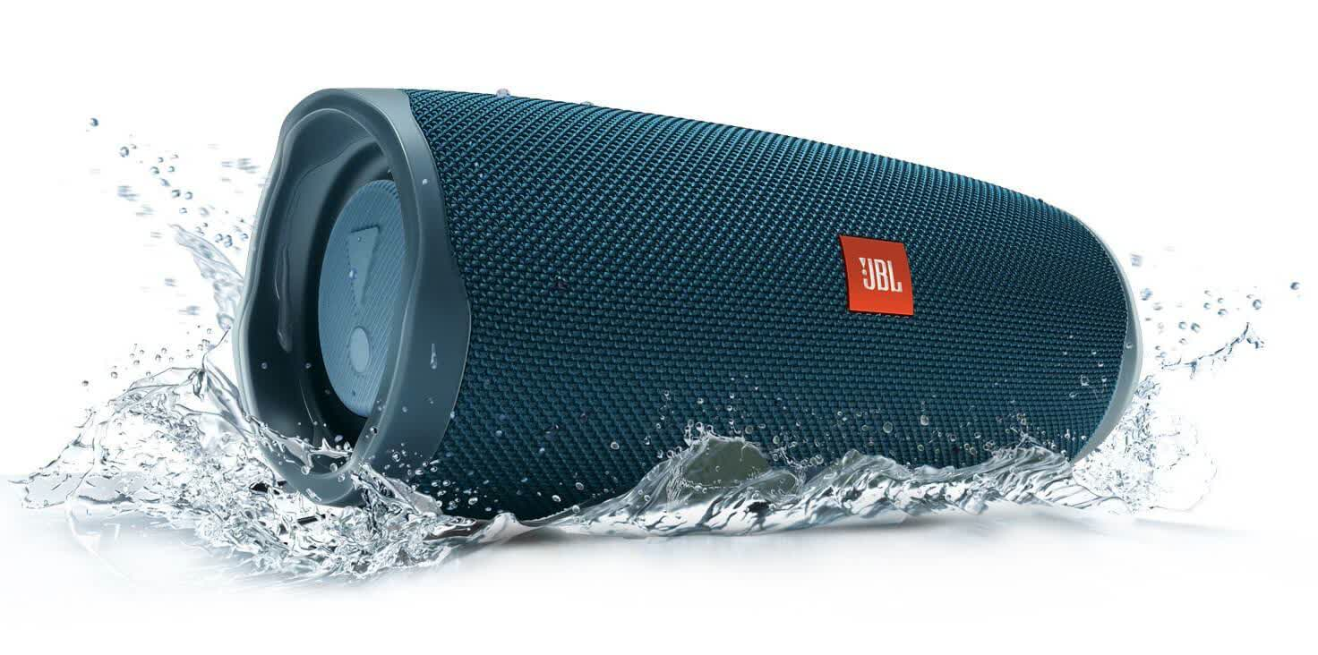JBL Charge 4 Bluetooth Portable Speaker