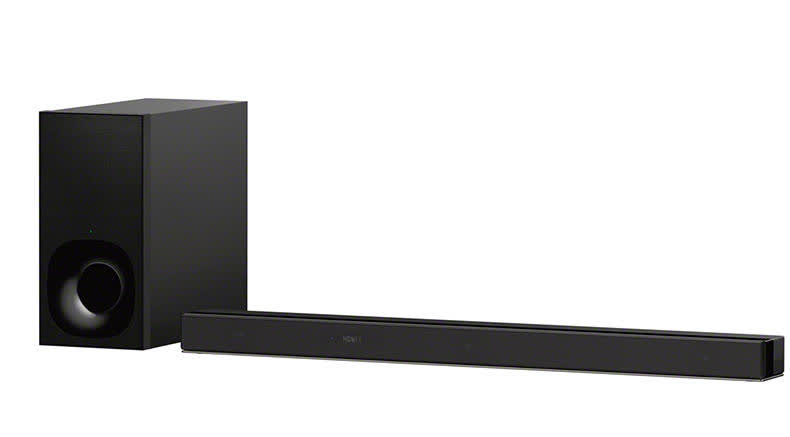 Sony HT-ZF9 SoundBar