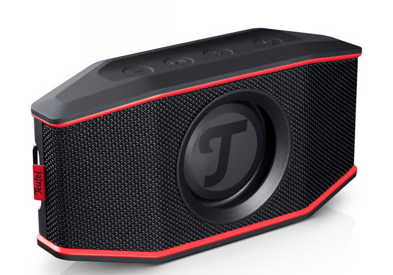 Teufel Rockster Go bluetooth portable speaker