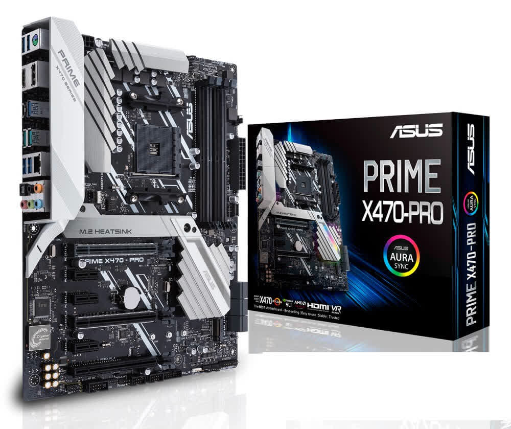 Top 5 AMD X470 Motherboards - TechSpot