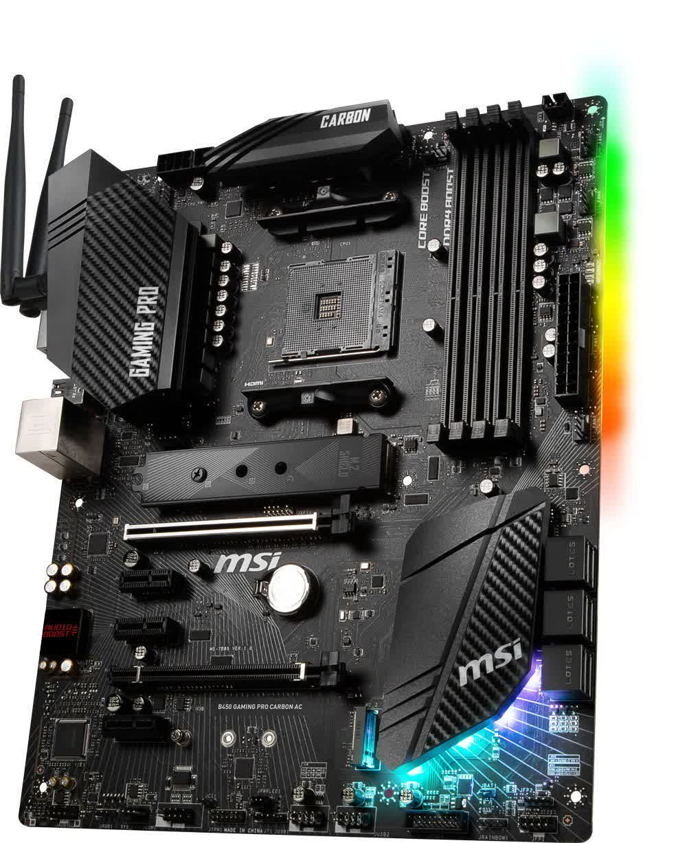 Top 5 AMD B450 Motherboards - TechSpot