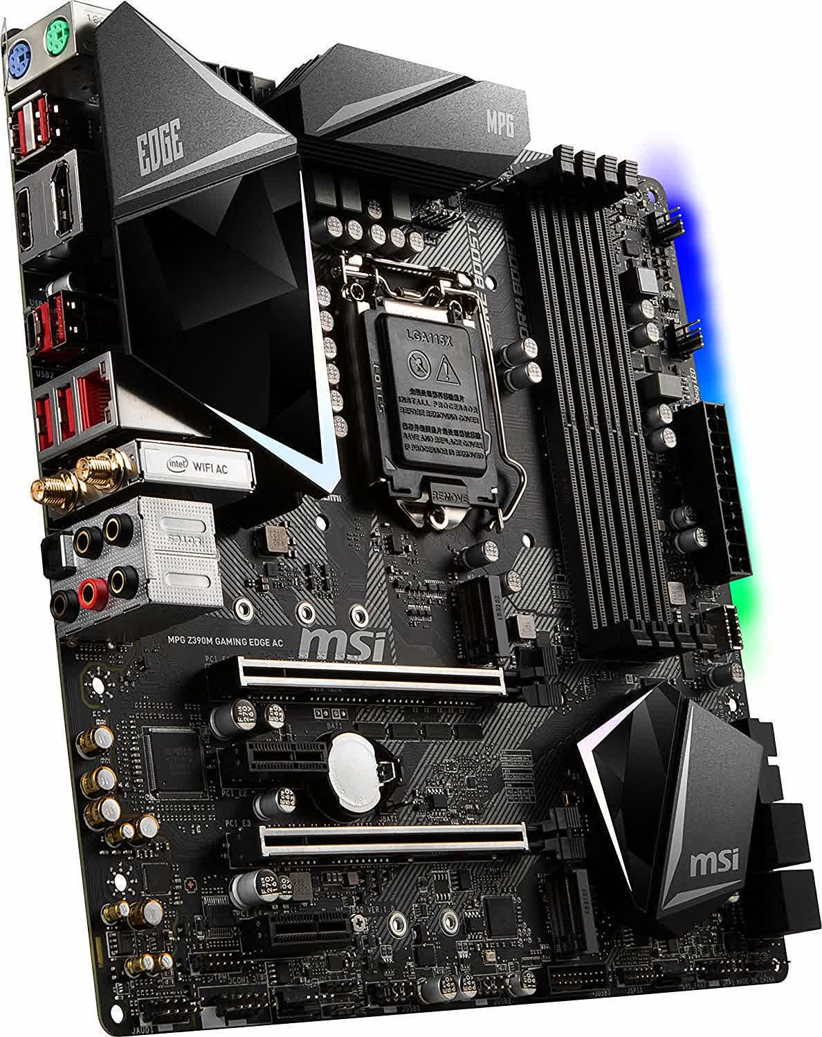 Top 5 Intel Z390 Motherboards - TechSpot
