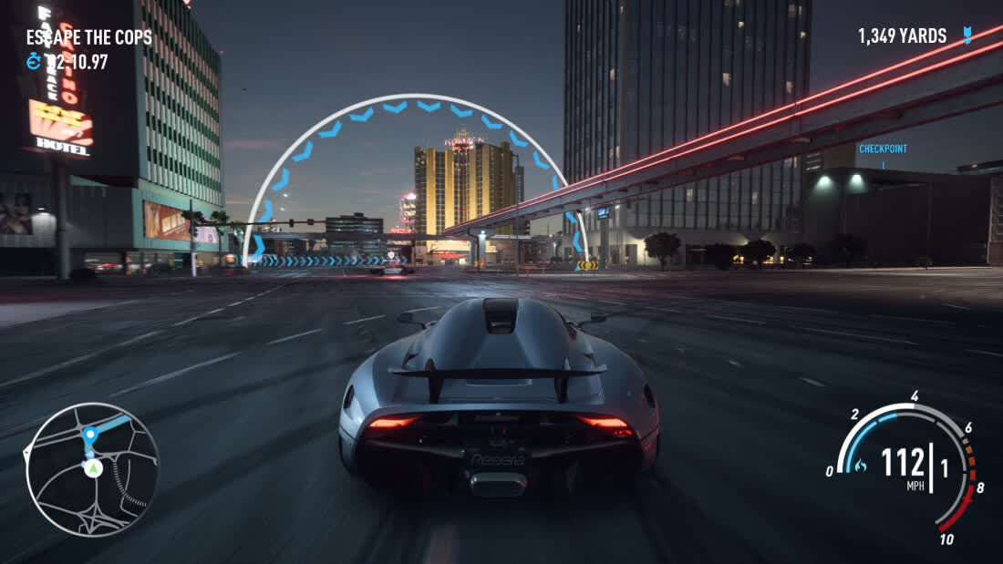 Need For Speed Payback Reviews Techspot