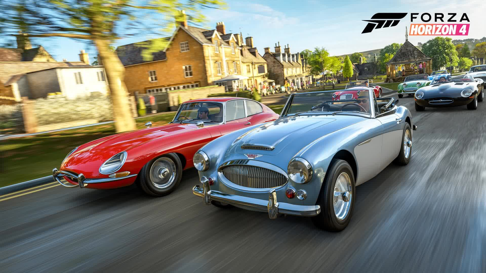 Forza Horizon 4 Benchmarked - TechSpot