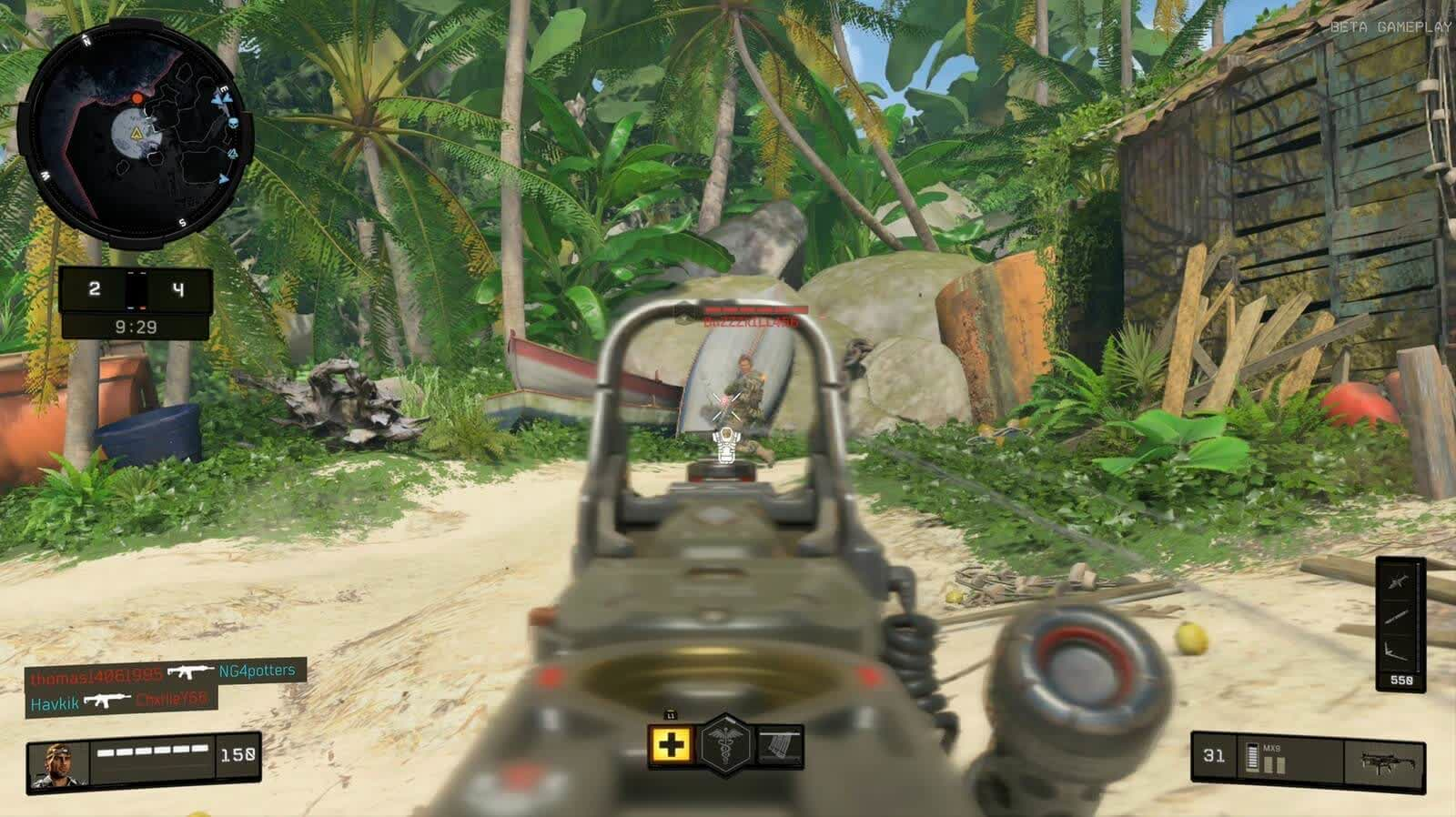 how long does black ops 4 take to download xbox one