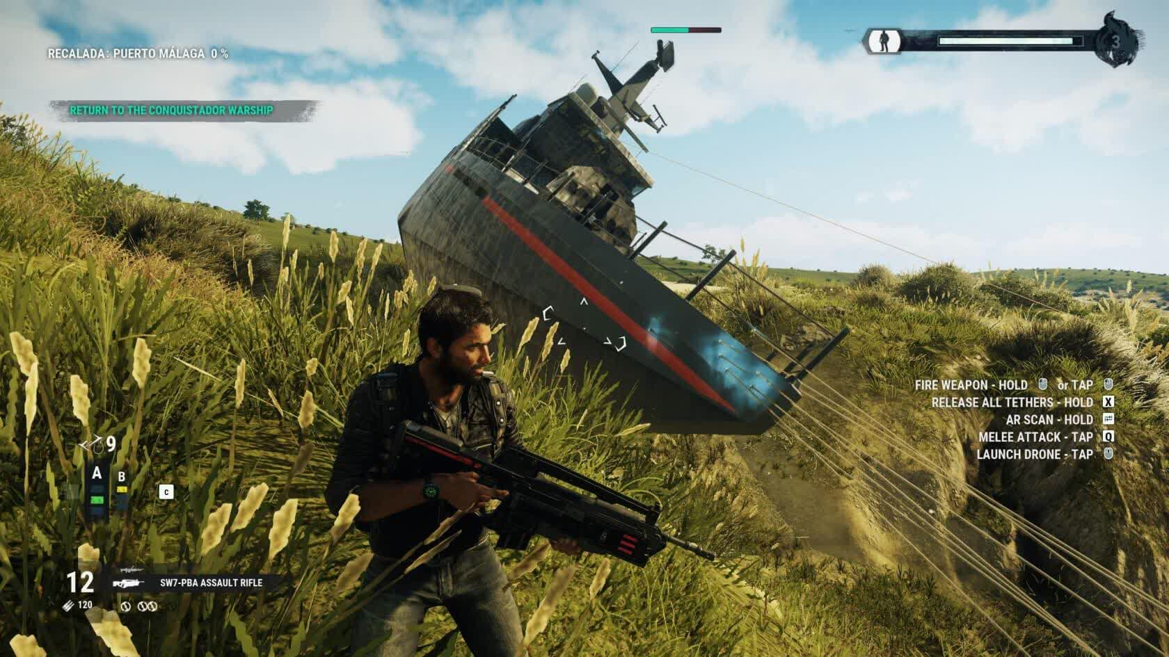 Just Cause 4 Download Free PC Game Full Version