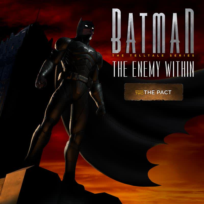 Batman: The Enemy Within Episode 2 - The Pact